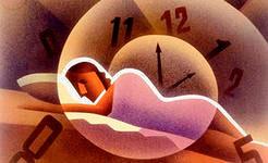 Качества сна значительно влияет на продолжительность жизни человека