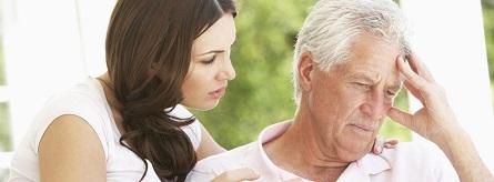 Болезнь Альцгеймера (потеря памяти, нарушение умственных способностей, а затем смерть)