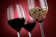 Красное вино бесполезно и вредно для здоровья