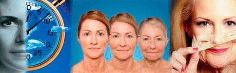 Преждевременное старение кожи, организма человека, теории старения