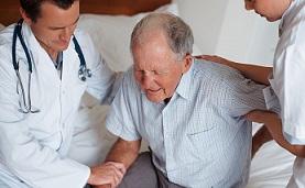 Саркопения делает пожилого человека немощным