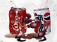 Фруктовый сок и кола - по своей сути - одно и то же