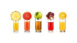 Фруктовый сок вызывает старение кожи лица