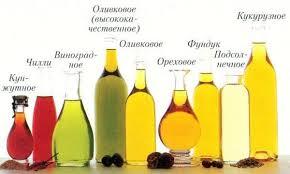 Растительные масла и старение человека