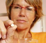 Заместительная гормональная терапия предупреждает мимические морщины лица
