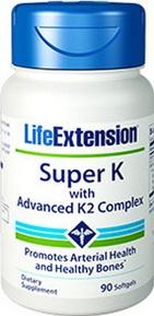 Витамин K сокращает смертность в два раза