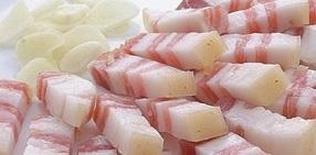 Почему вред свиного сала - это ошибка?