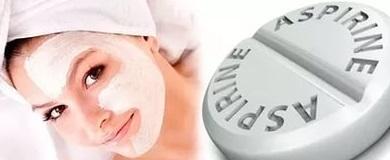 Передозировка аспирином старит кожу