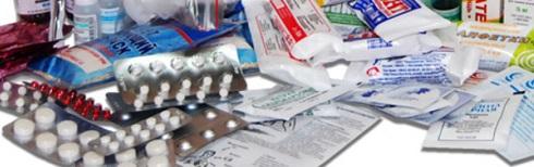 Как избавиться от необходимости таскать с собой кучу разных баночек и коробочек с лекарствами.