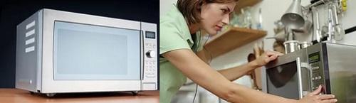 микроволновая печь вредна или нет