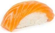 В состав суши часто входит рыба, которая богата витамином Д.